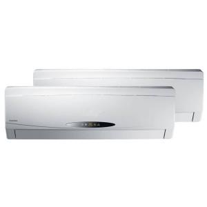 Equipo de aire acondicionado 2 x 1 daitsu asd912u11iee