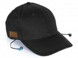 Gorra deportiva con auriculares incorporados PHOENIX PHCAPBTB estéreo bluetooth