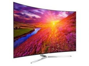 "TV LED 49"" SAMSUNG UE49KS9000TXXC 4K UHD, Curvo, Smart TV/2400Hz"